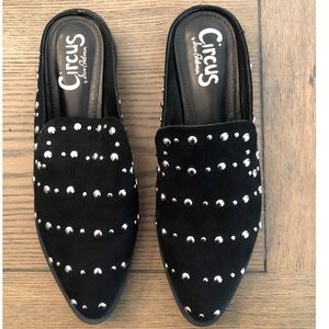 Circus by Sam Edelman Studded Mules